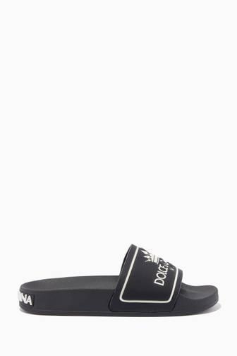 5c6e26c93f23 Shop Luxury Dolce   Gabbana Shoes for Kids Online