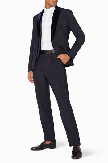 hover state of Slim-Fit Wool Suit