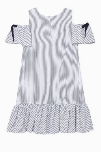 hover state of Nautical Ruffle Dress