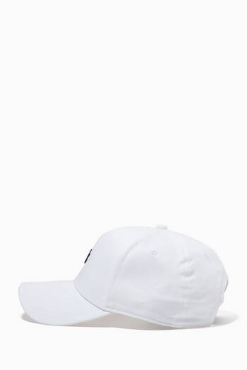 hover state of A|X Baseball Cap in Cotton