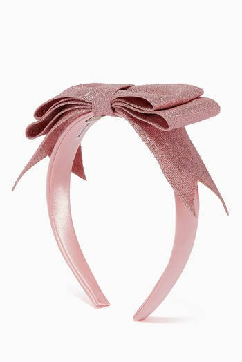 hover state of Present Bow Hairband