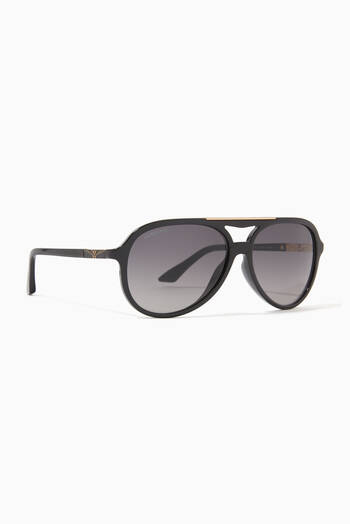 hover state of Sport Aviator Sunglasses