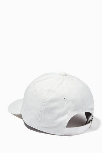 hover state of Emoji Baseball Cap in Gabardine