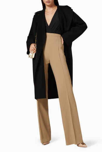 hover state of High Waist Stretch Viscose Pants