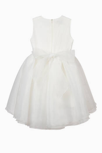 hover state of Organza Dress