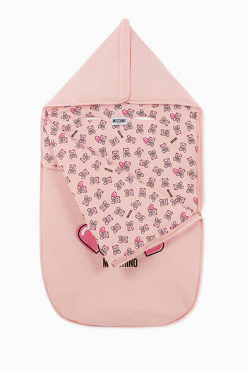 hover state of Teddy Bear Sleeping Bag