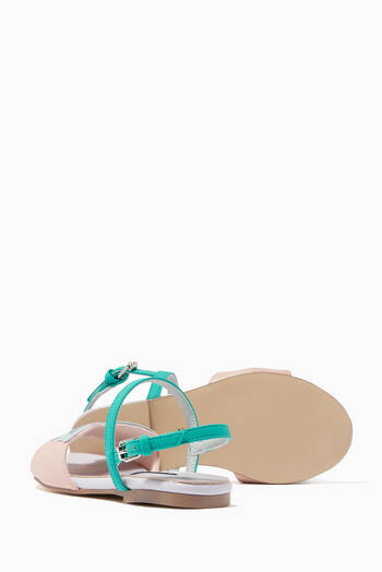 hover state of Butterfly Sandals in Alter Nappa