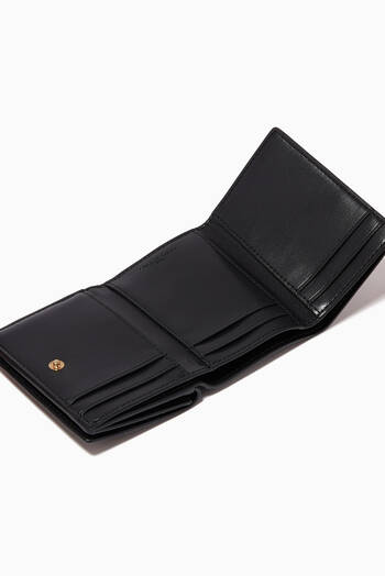 hover state of Medium Softshot Tri-Fold Wallet in Leather
