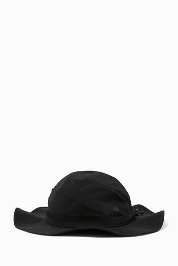 hover state of Rhombus Bucket Hat in Nylon