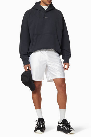 hover state of Side Stripe Track Shorts