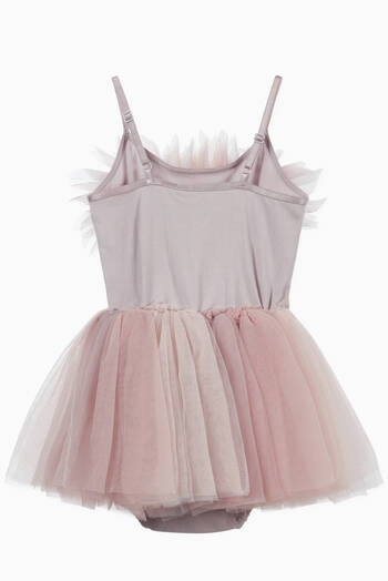 hover state of Bébé Los Angeles Tulle Tutu Dress