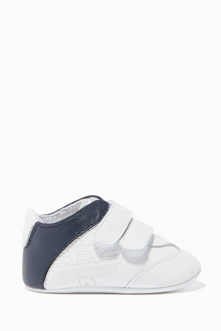 hover state of Nappa Leather Sneakers