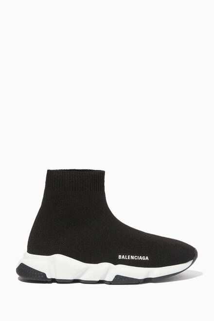 hover state of Speed Knit Pull-On Sneakers