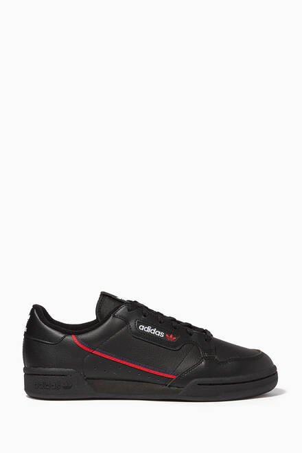 hover state of Continental 80 Leather Sneakers