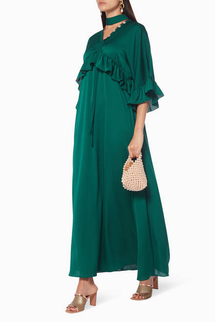 hover state of Grace Maxi Dress