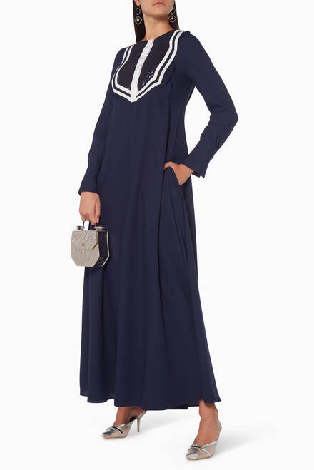 hover state of Vivian Maxi Dress