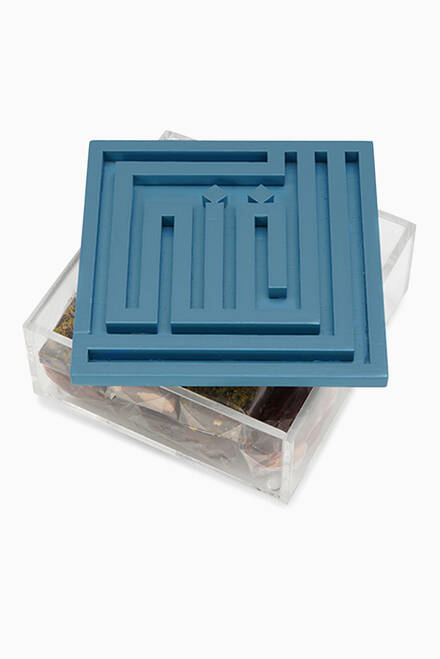 hover state of Ghina Acrylic Box - Regular
