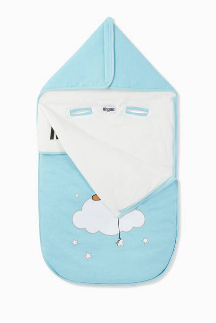 hover state of Teddy Bear Cloud Sleeping Bag