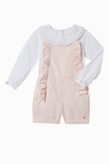 hover state of Plain Cotton Bodysuit