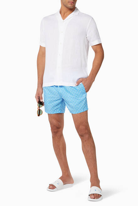 hover state of Logan Swim Shorts