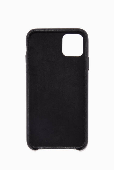 hover state of Big Logo iPhone 11 Pro Max Case