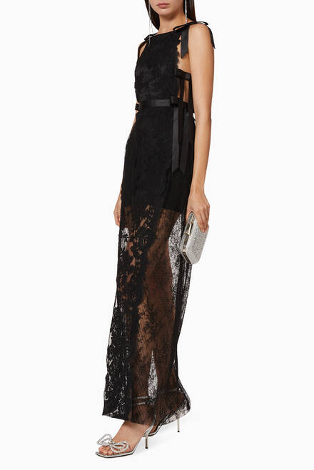 hover state of Witchcraft Maxi Dress