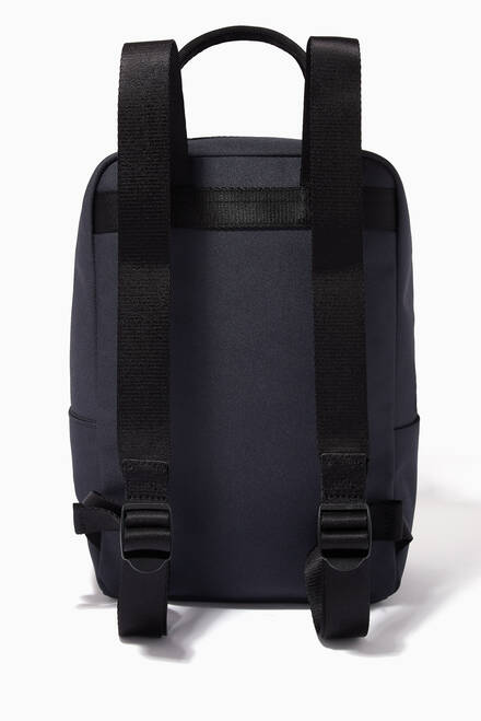 hover state of EA Vintage Logo Backpack in Nylon