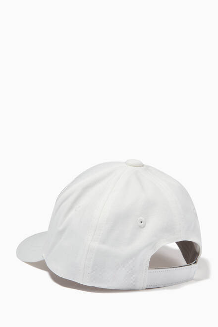 hover state of EA Reacreate Baseball Cap in Cotton