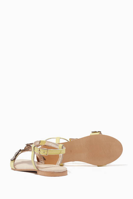 hover state of Journee Magique Butterfly Sandals