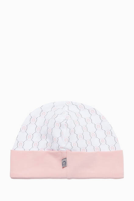 hover state of Logo Pima Cotton Jersey Hat