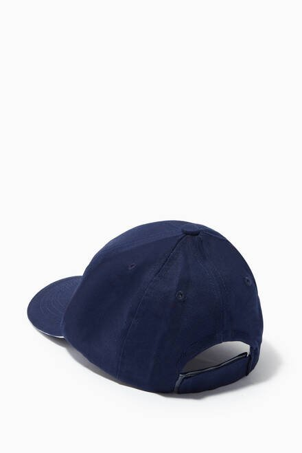 hover state of Laurel Logo Cap in Cotton Twill