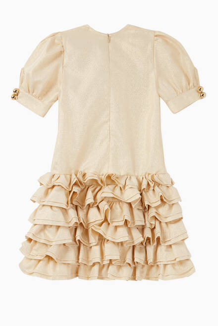 hover state of Tiered Frill Dress