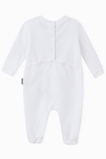 hover state of Teddy Bear Pajama in Cotton Jersey