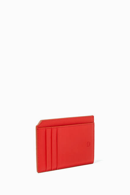 hover state of Card Holder in Monogram Leather