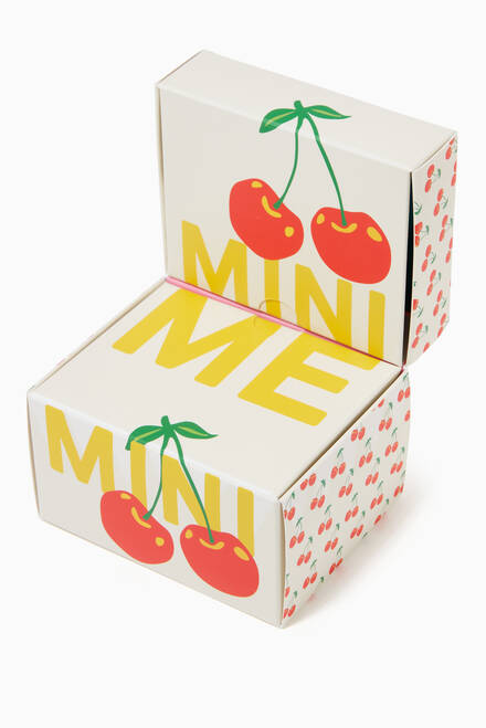 hover state of Mini Me Cherry Gift Box, Set of 2