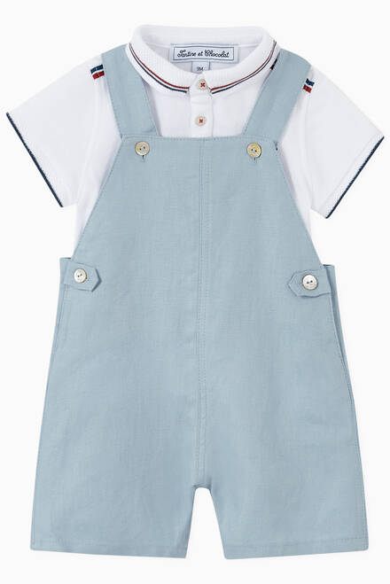 hover state of Cotton Dungarees