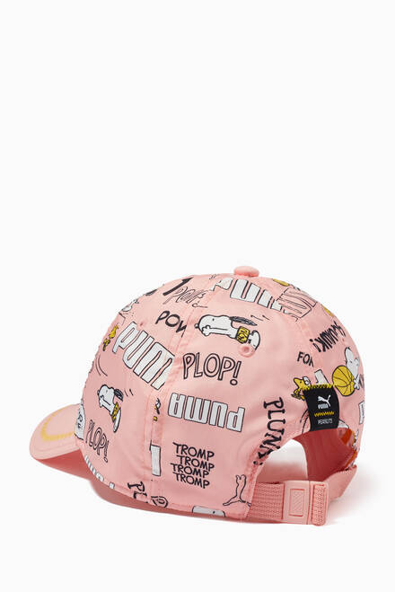 hover state of Peanuts Youth Baseball Cap