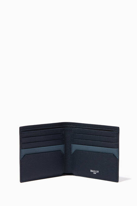 hover state of Brasai Wallet in Leather