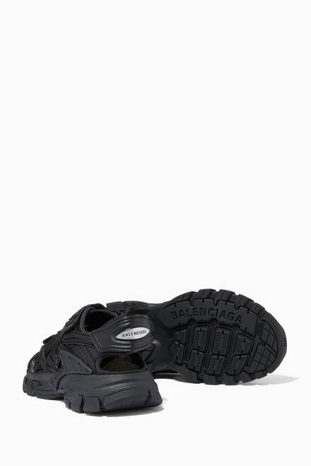 hover state of Track Sandals in Mesh and Nylon