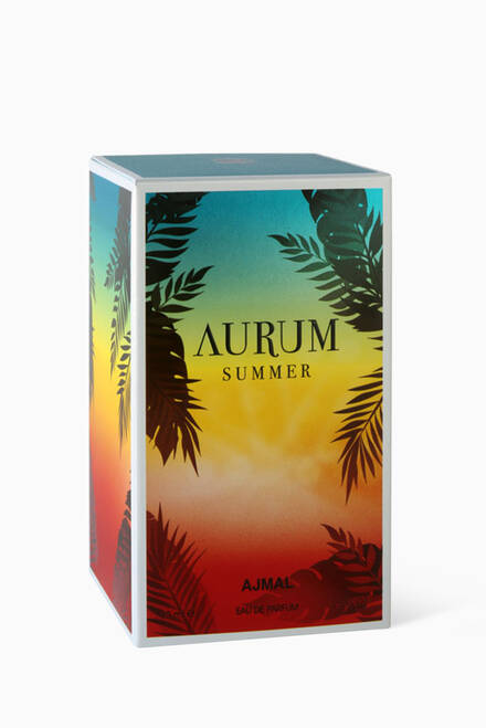 hover state of Aurum Summer Eau de Parfum, 75ml