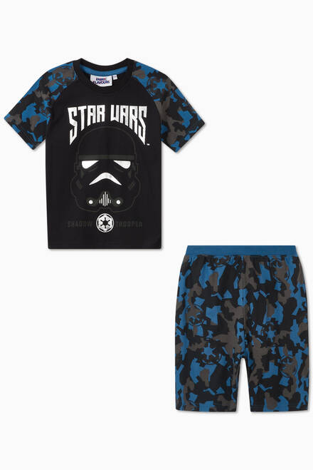 hover state of Star Wars Camo Pyjama Set
