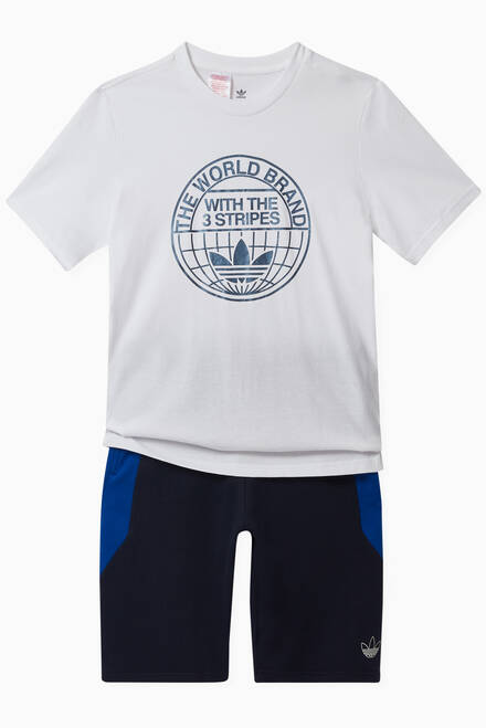 hover state of SPRT Collection Shorts in Fleece