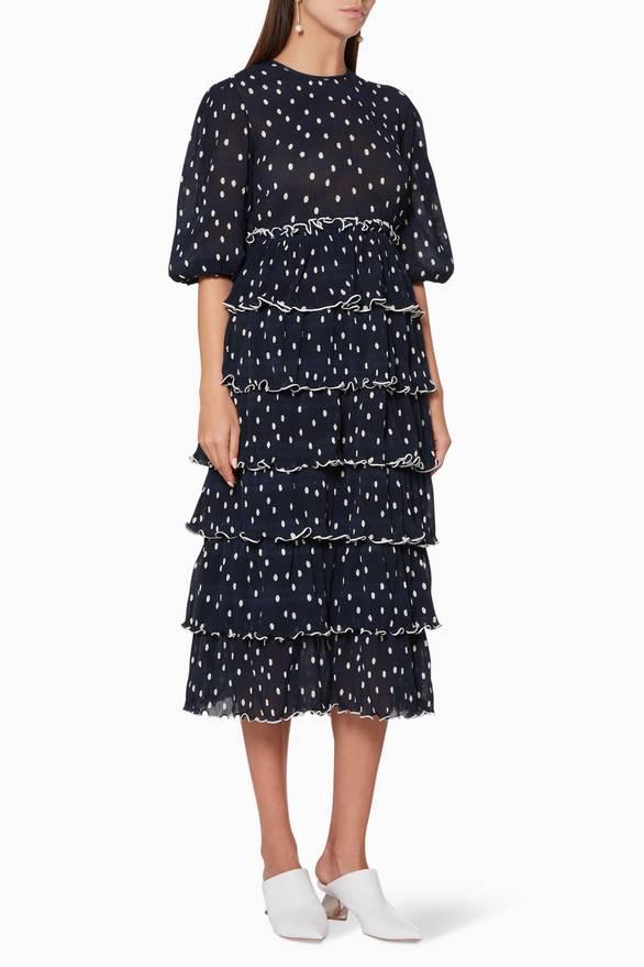 29cf82b4 Shop Luxury Ganni Women for Women Online | Ounass UAE