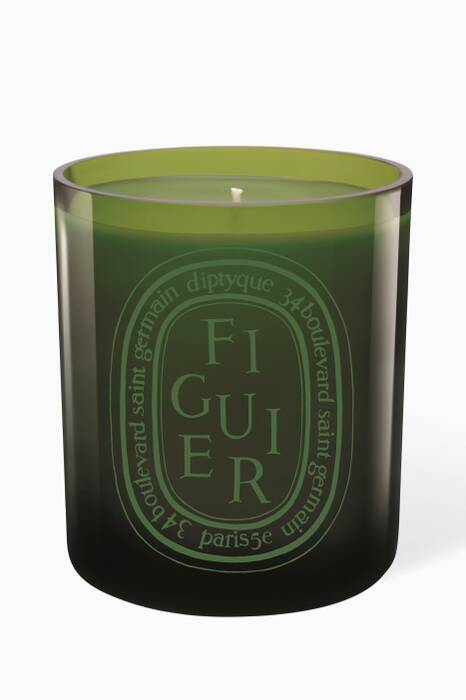 Green Figuier Candle, 300g