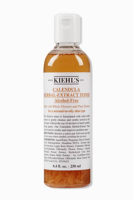 Calendula Herbal Extract Alcohol-Free Toner, 125ml