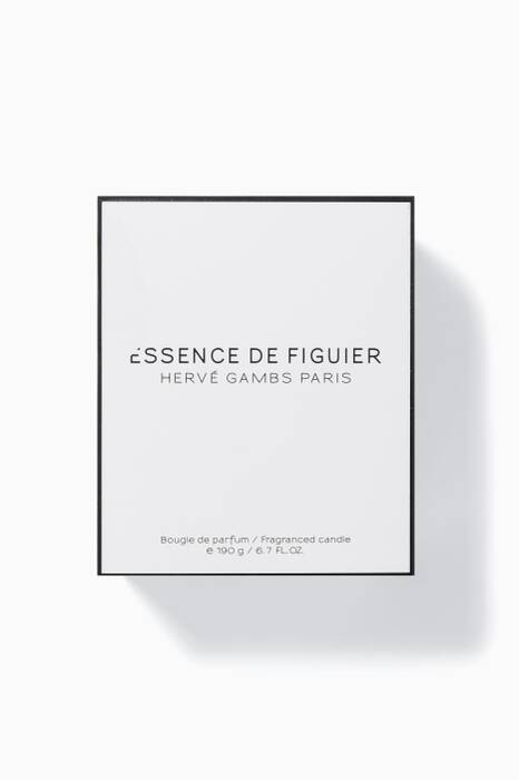 Essence De Figuier Candle, 190g