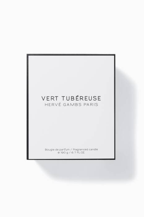 Vert Tubereuse Candle, 190g