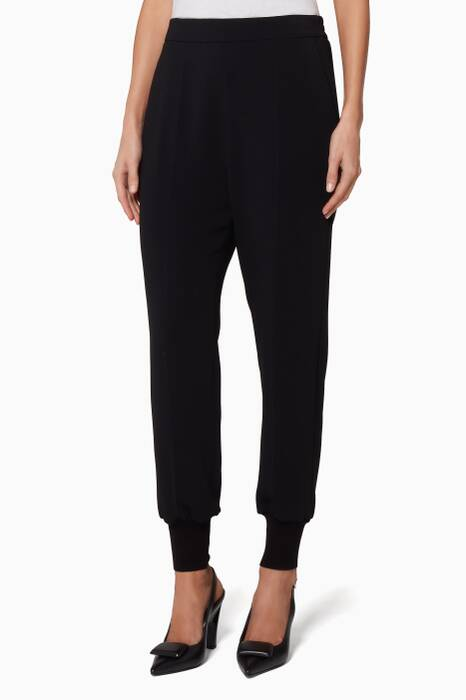 Black Julia Track Pants