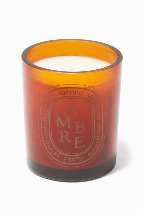 Ambre Candle, 300g
