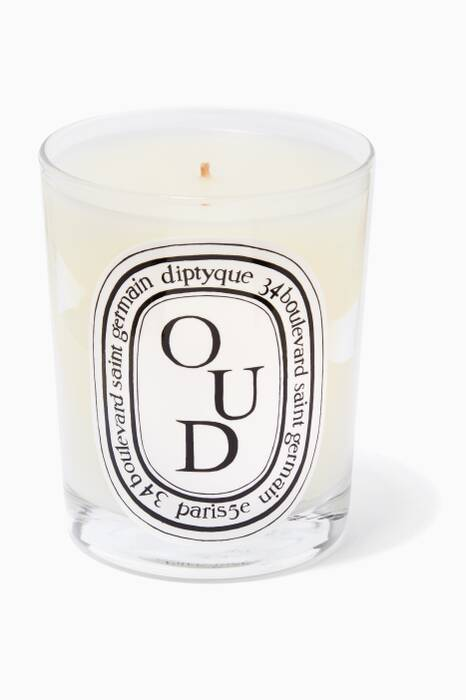 Oud Candle, 190g